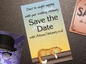 Magnet Save Dates