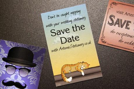 New Magnet Save the Dates
