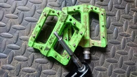 Review: Nukeproof Neutron EVO Flat Pedals