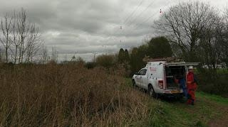 BIRD SAFETY IN DONCASTER IMPROVED BY  THE CANAL & RIVER TRUST AND NORTHERN POWERGRID