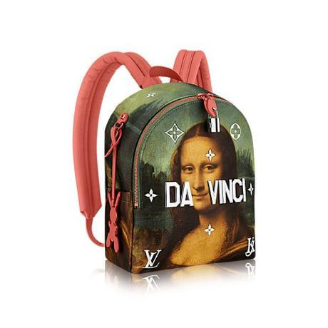 Louis Vuitton Unveils a New Collection of Bags Designed With Jeff Koons | Fashion