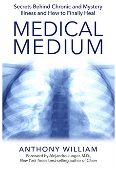 Advice Needed for Mysterious Chronic Illnesses: #MedicalMedium #BookReview