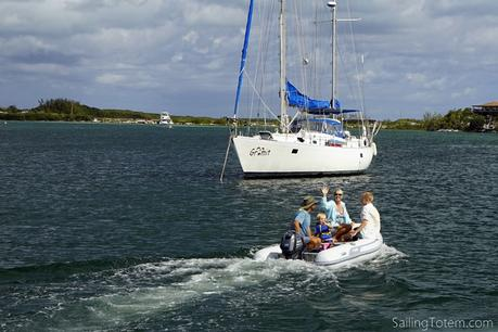 3 niall off on dinghy adventure