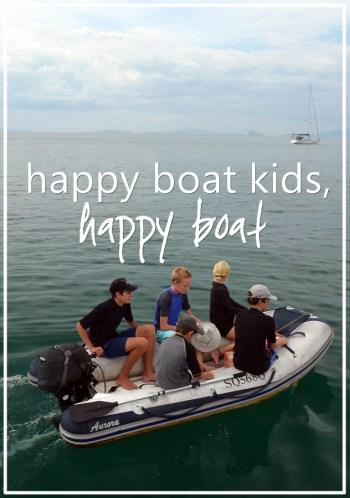 pinterest happy boat kids