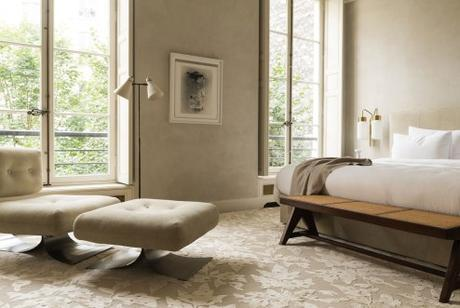 Elie Saab Designs 3 Rugs for The Rug Company