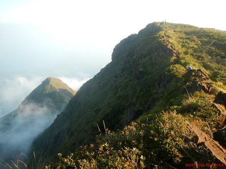 Mt. Guiting-guiting Summit