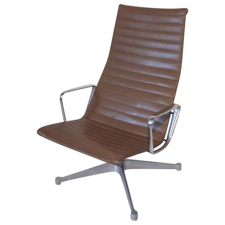 Eames Aluminum Group Lounge Chair - Paperblog