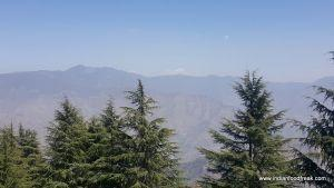 The best located hotel in Mussorie: Mosaic Hotel