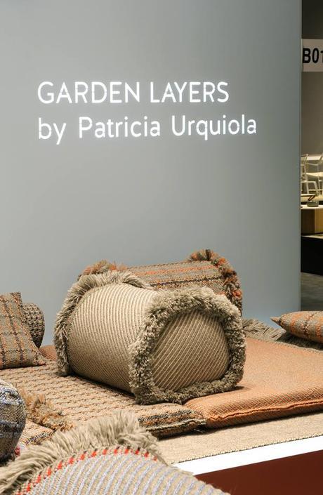 Patricia Urquiola's new designs at Milan Design Week 2017