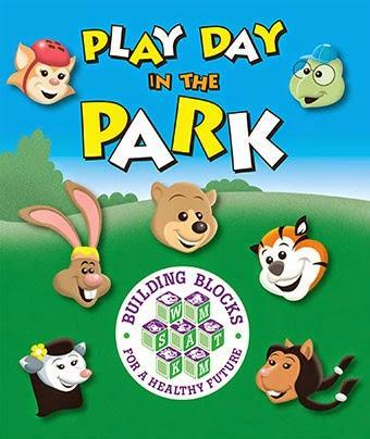 Image: Free Play Day in the Park Easy Reader