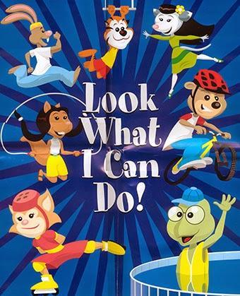 Image: Free Look What I Can Do! book