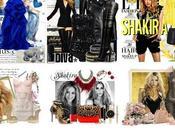Fashion Tips Learn From Shakira