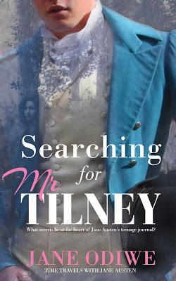 SEARCHING FOR MR TILNEY - JANE ODIWE ANSWERS MY QUESTIONS ABOUT THE HERO OF NORTHANGER ABBEY AND HER NEW NOVEL