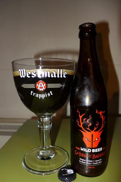 Tasting Notes: Wild Beer Co: Smoke 'n' Barrels: Winter