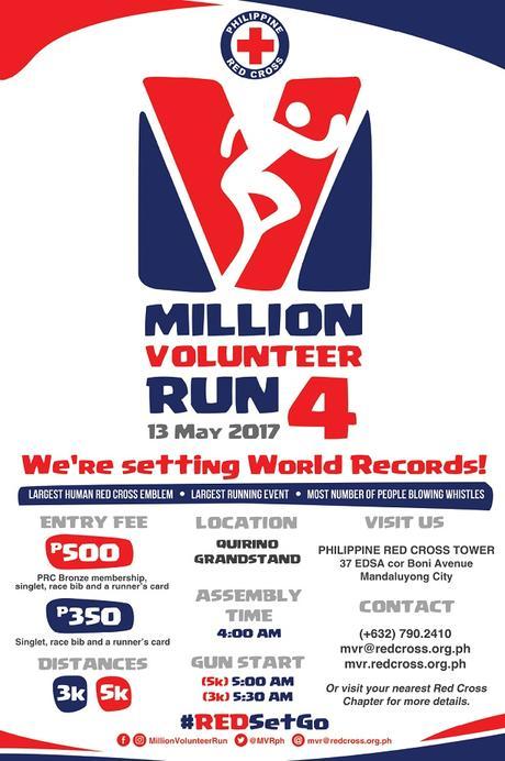 Million Volunteer Run 2017