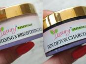 Detox Brighten Your Skin with Luxury Essentials Natural Face Scrub Mask