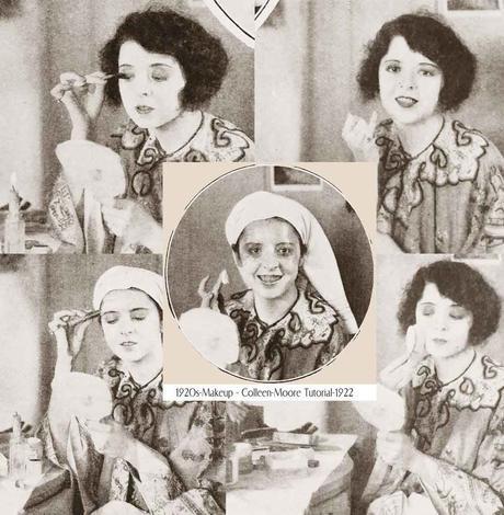 1920s-Makeup---Collen-Moore-Cosmetics-tutorial-1922