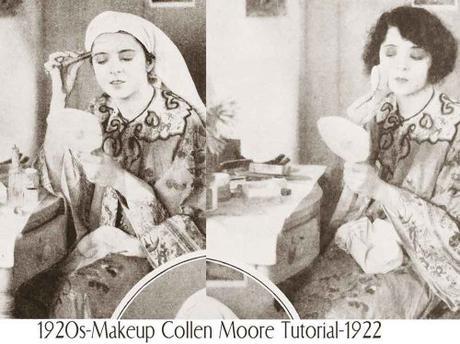 1920s-Makeup---Collen-Moore-Tutorial-1922
