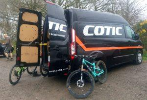 Cotic test day – teaching an old dog new tricks