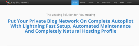 EASY BLOG NETWORKS Review 2017: WHY I USE IT FOR MY PBNS
