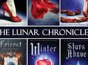 Lunar Chronicles Marissa Meyer