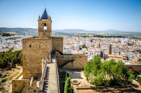 Antequera's Alcazaba (fortress)