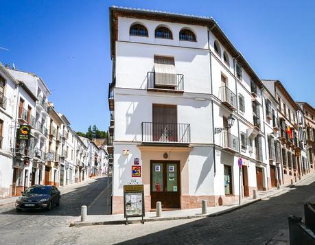 Antequera streets