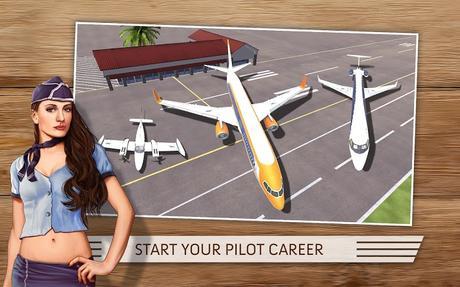 Take Off The Flight Simulator v1.0.37 APK