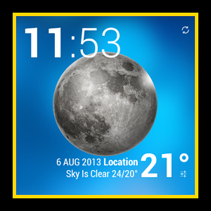Weather Animated Widgets v8.40 APK