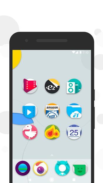 Pix it – Icon Pack v3.4 APK