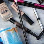 Current Beauty Favorites