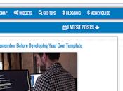 Intro Basics Building Blogger Template (Part