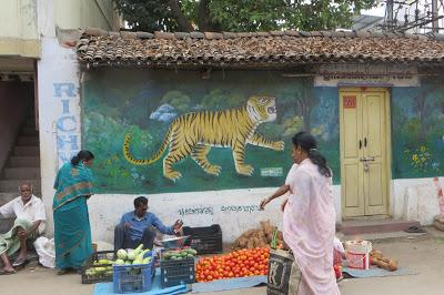 CYCLING THROUGH SOUTH INDIA, Part 1: Mysore, Guest Post by Gretchen Woelfle