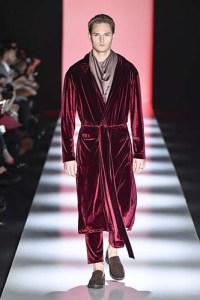 The Goga Nikabadze Autumn-Winter 2017-18 Menswear Collection in Review