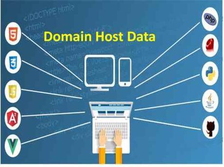 domain host complete data