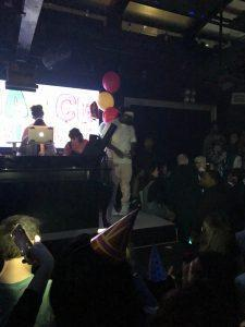 chance the rapper's birthday party