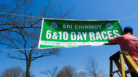 Sri Chinmoy Ten Day Race New York 2017
