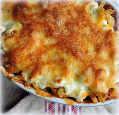 Mock Lasagne Casserole
