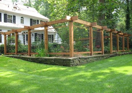 30 Cheap Fence Ideas For Your Home Garden Perimeter And Privacy