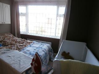 Growing Pains - Our Back Bedroom