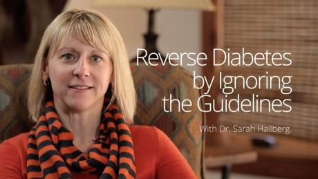 Talk About Reversal of Type 2 Diabetes – Not Just Disease Management
