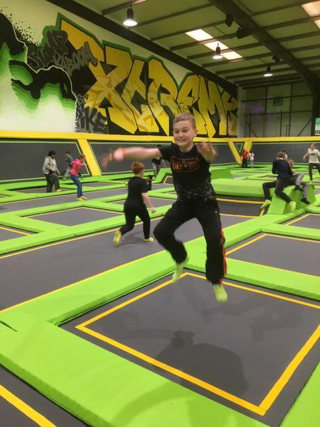 Bouncing Fun At Jump Xtreme Bolton Paperblog