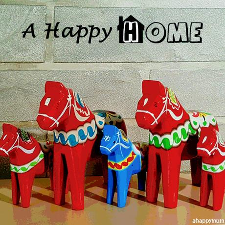 A Happy Home - The Kitchen