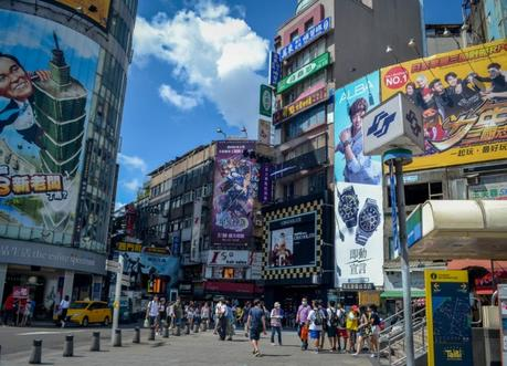 Shibuya of Taipei, Street Food Ban in Bangkok Good or Bad