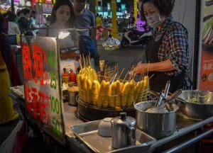 Taiwanese Hot Dog, Street Food Ban in Bangkok Good or Bad