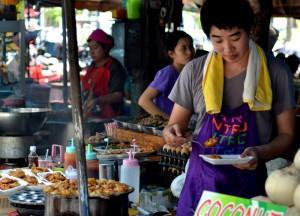 JJ Market Bangkok, Street Food Ban in Bangkok Good or Bad