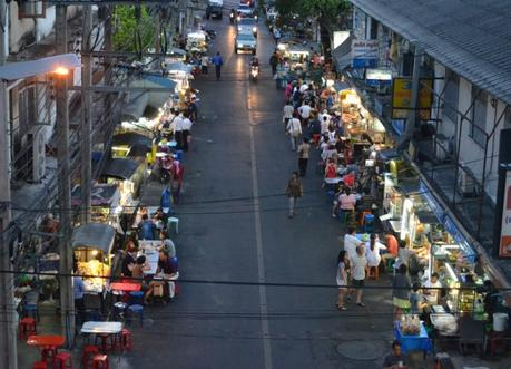 Sukhumvit 38 Street, Street Food Ban in Bangkok Good or Bad