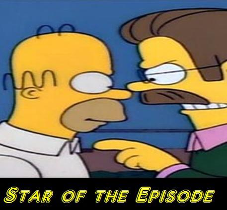 The Simpsons Challenge – Season 2 – Episode 6 – Dead Putting Society