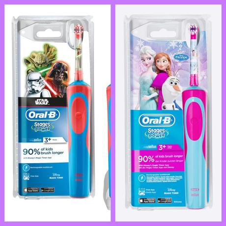 Oral B for kids