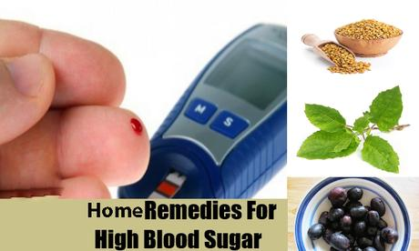 Home Remedies for Diabetes | Control Your Blood Sugar Levels